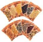 Bee Popcorn  & Sunflower Seeds Gift Box 360g - ZaraMama Gourmet Popping Corn